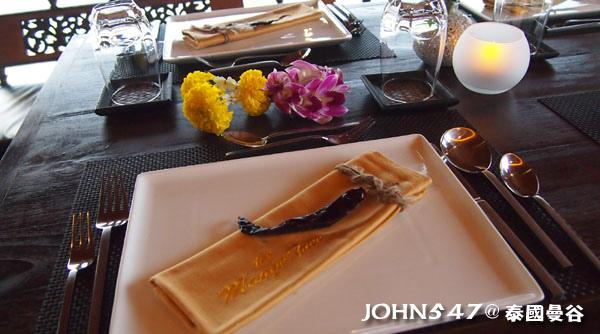 泰國知名餐廳Mango Tree柚木遊船Na Benjarong4.jpg