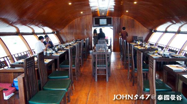 泰國知名餐廳Mango Tree柚木遊船Na Benjarong6.jpg