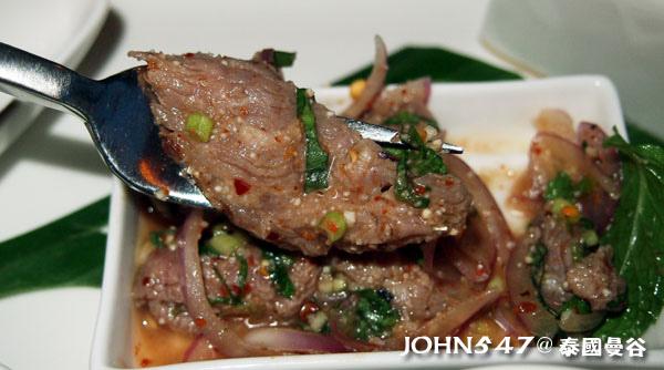 泰國知名餐廳Mango Tree柚木遊船Na Benjarong11.jpg