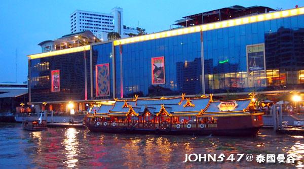 泰國知名餐廳Mango Tree柚木遊船Na Benjarong13.jpg