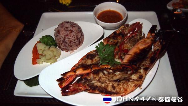 泰國知名餐廳Mango Tree柚木遊船Na Benjarong18.jpg