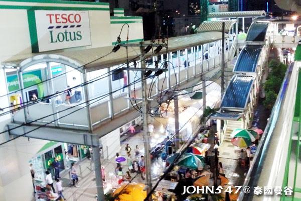 泰國曼谷Tesco Lotus連鎖大型超市2.jpg