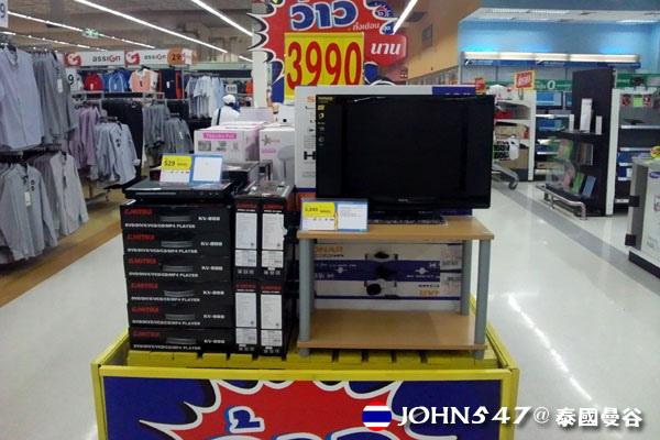 泰國曼谷Tesco Lotus連鎖大型超市 8.jpg