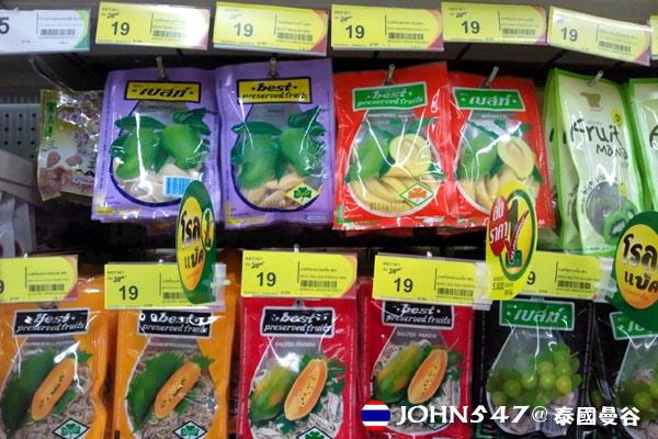 泰國曼谷Tesco Lotus連鎖大型超市 23蜜餞.jpg