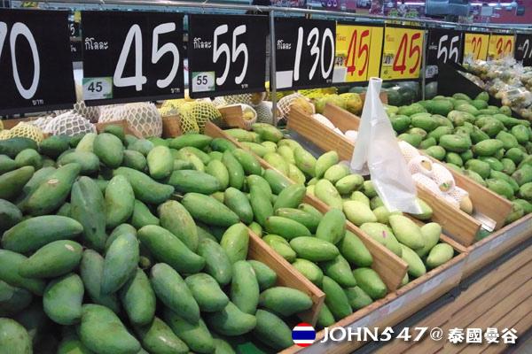 泰國曼谷Tesco Lotus連鎖大型超市 26芒果.jpg