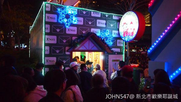 新北市歡樂耶誕城點燈 遊樂設施5.2.jpg