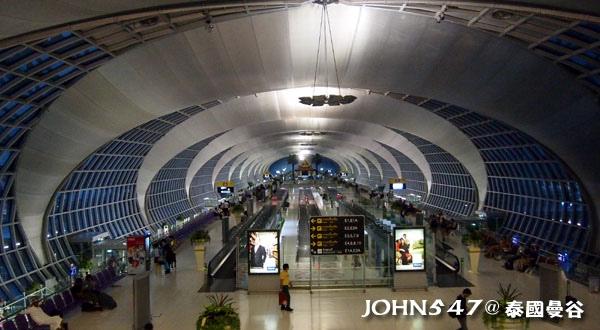泰國曼谷機場 Suvarnabhumi Airport蘇凡納布機場.jpg