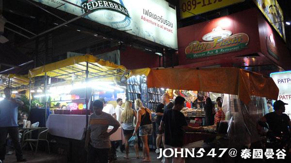曼谷帕蓬夜市Patpong night market夜生活區.jpg
