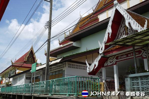 泰國曼谷Khlong Bangkok Yai運河長尾船9.jpg