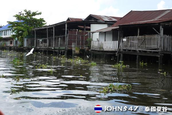 泰國曼谷Khlong Bangkok Yai運河長尾船14.2.jpg
