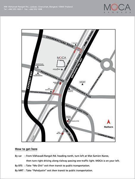 曼谷當代藝術館Museum Of Contemporary Art (MOCA BANGKOK) MAP2.jpg