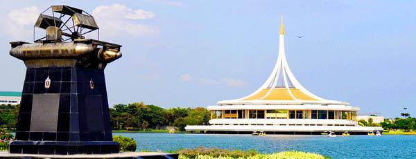 Suan Luang Rama 9 Park拉瑪九世皇家公園