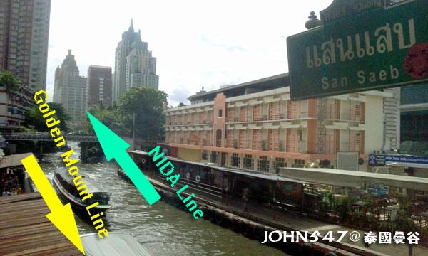 Khlong Saen Saep Express Boat空盛桑運河快船