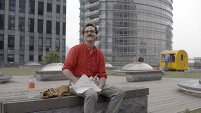 雲端情人Her 瓦昆菲尼克斯 Joaquin Phoenix 2