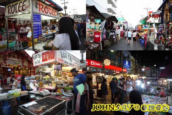 華欣三天兩夜自由行-第一天9.華欣夜市 Hua Hin night market