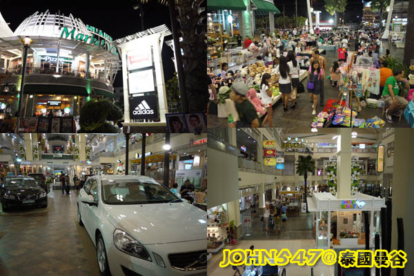 華欣三天兩夜自由行-第一天10.Market Village百貨
