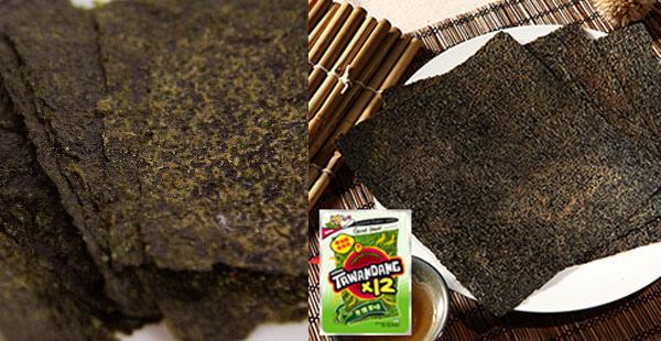 泰國小浣熊 烤海苔 商品圖