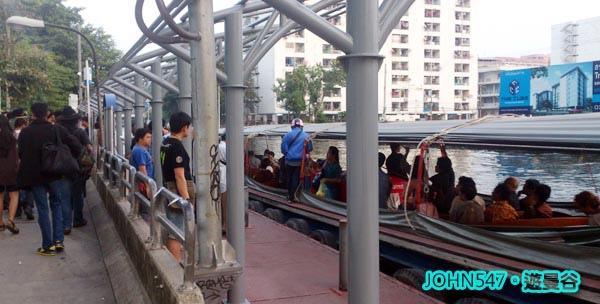 Khlong Saen Saep Express Boat-The Mall Bangkapi購物中心.jpg
