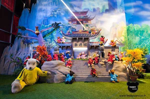 芭達雅泰迪熊博物館Teddy Island Thailand@pattaya.jpg