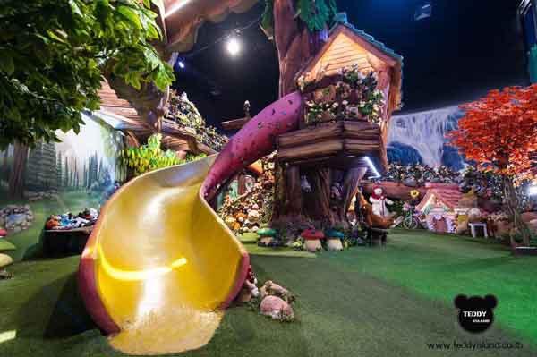 芭達雅泰迪熊博物館Teddy Island Thailand@pattaya4.jpg