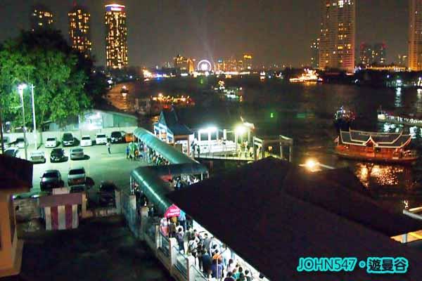 Chao Phraya Express Boat昭披耶河遊船@Sathon pier沙吞碼頭2.jpg