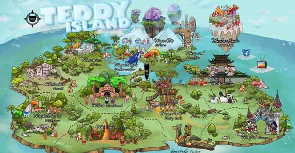 泰迪熊博物館Teddy Island Thailand 就在泰國芭達雅