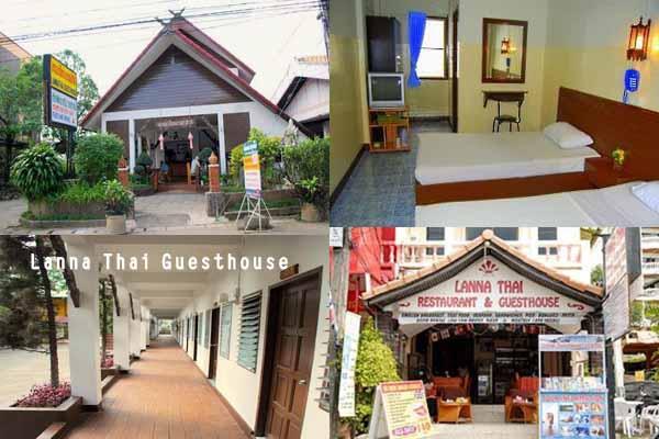 Lanna Thai Guesthouse 清邁蘭納泰旅館