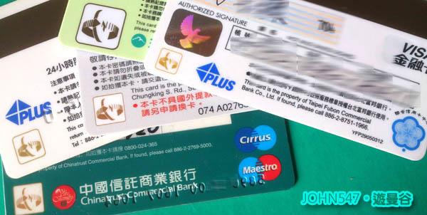 在泰國ATM提款手續費