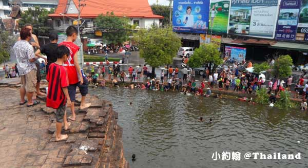 泰國潑水節Songkarn Festival 清邁chiang mai.jpg