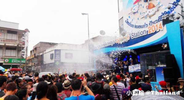 泰國潑水節Songkarn Festival 清邁chiang mai3.jpg