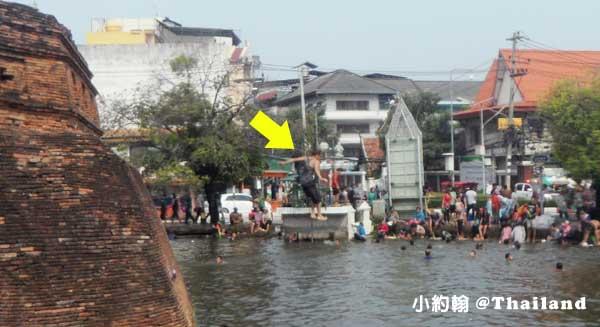 泰國潑水節Songkarn Festival 清邁chiang mai 2.jpg
