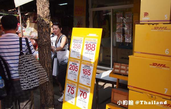 泰國曼谷恰圖恰週末市集 Chatuchak Weekend Market 貨運.jpg