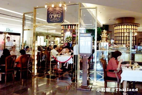 TWG Tea Salon & Boutique 曼谷貴婦在百貨喝的下午茶2.jpg