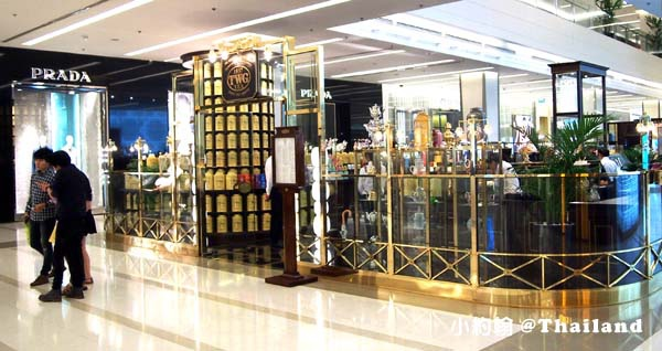 TWG Tea Salon & Boutique 曼谷貴婦在百貨喝的下午茶3.jpg