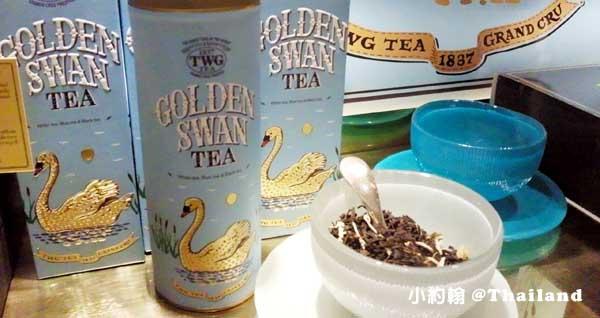 TWG Tea Salon & Boutique 曼谷貴婦在百貨喝的下午茶4.jpg