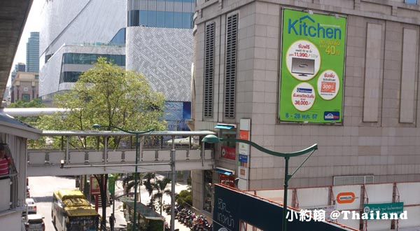 Central Embassy 進擊的貴婦百貨BTS捷運 Ploen Chit站2.jpg