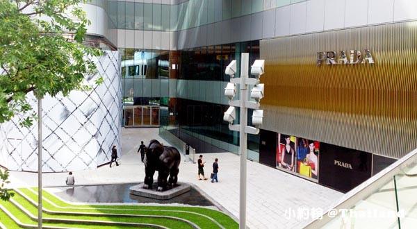 Central Embassy 進擊的貴婦百貨BTS捷運 Ploen Chit站4.jpg