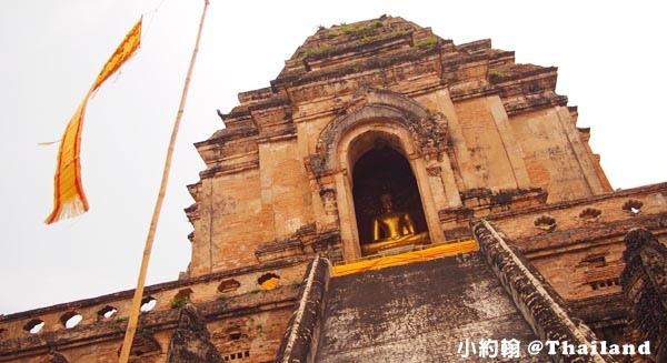清邁自由行- Wat Chedi Luang Worawihan柴迪隆寺 大佛塔寺 聖隆骨5.jpg