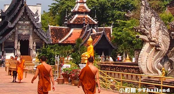 清邁自由行- Wat Chedi Luang Worawihan柴迪隆寺 大佛塔寺 聖隆骨6.jpg