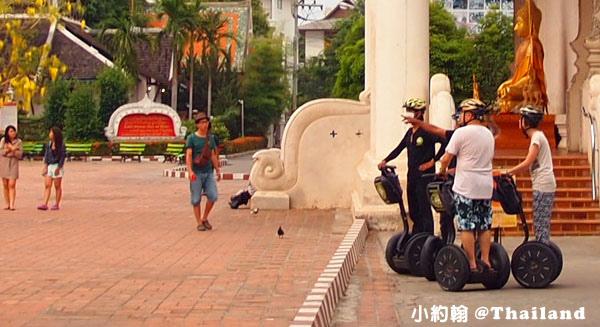 清邁自由行- Wat Chedi Luang Worawihan柴迪隆寺 飛輪車.jpg