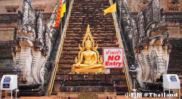 Wat Chedi Luang Worawihan柴迪隆寺 大佛塔寺 聖隆骨3