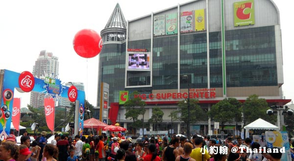 泰國曼谷BIG C大超市 連鎖量販店