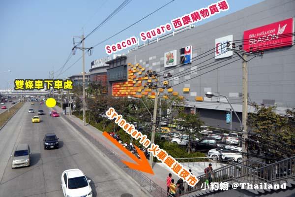 泰國曼谷火車鐵道夜市-Seacon Square西康購物廣場.jpg