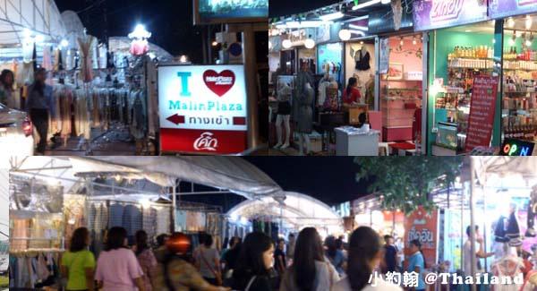 清邁自由行- Malin Plaza夜市 清邁大學對面