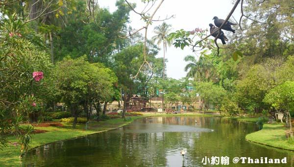 清邁自由行- Nong Buak Hard Public Park西南角公園