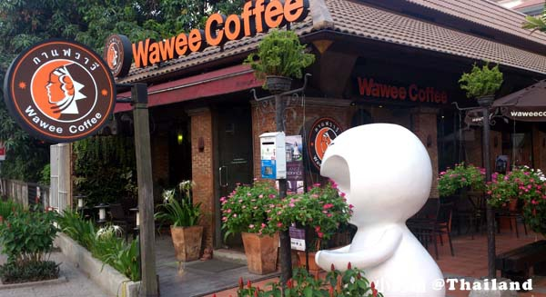 清邁自由行- 清邁 Wawee Coffee