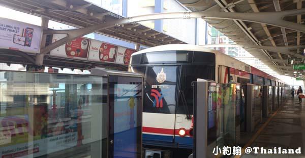 曼谷BTS(空鐵)高架捷運系統 空鐵2