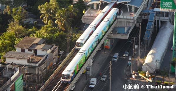 曼谷BTS(空鐵)高架捷運系統 空鐵1