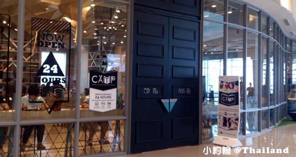 清邁百貨MAYA Shopping Mall馬雅百貨-camp咖啡廳.jpg