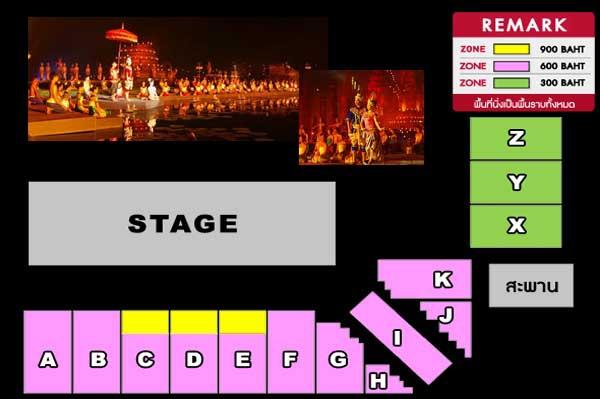 素可泰水燈節(Sukhothai Loi Krathong and Candle Festival2